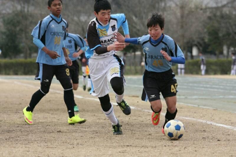 日中サッカー国際交流小学生イベント