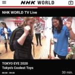 NHKワールドの取材を受けました。浅草インバウンド外国人対応