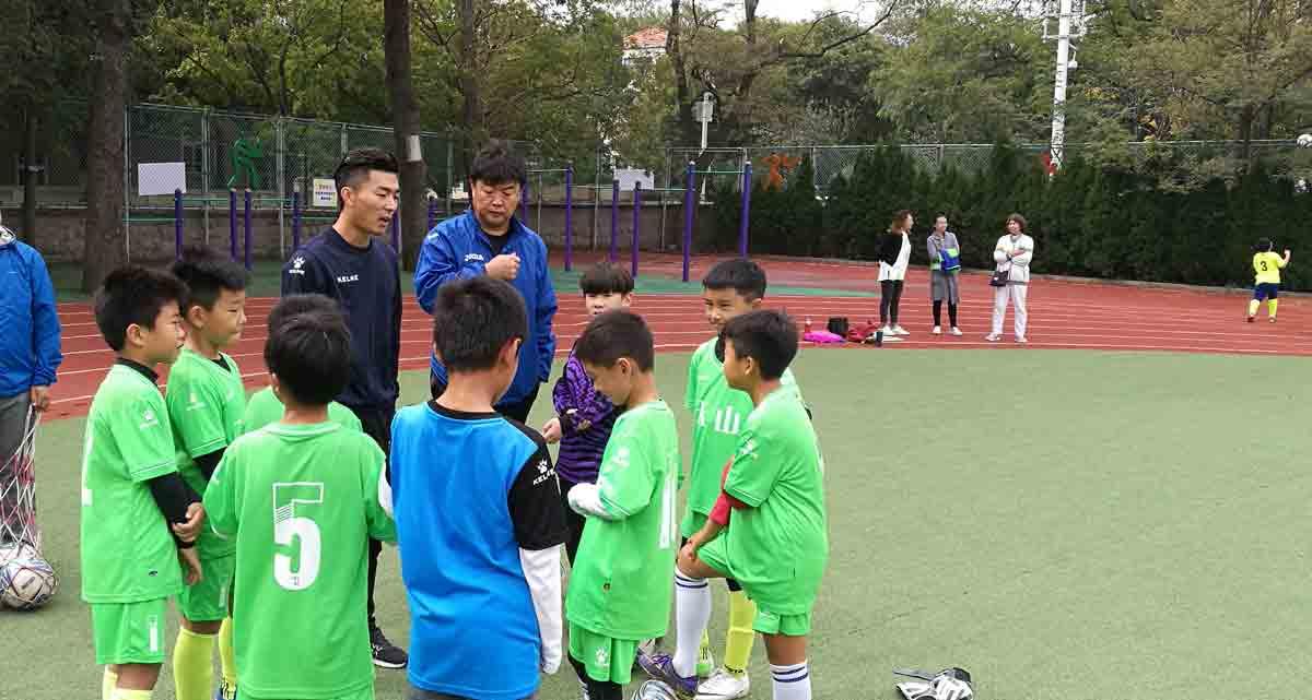日中国際サッカー交流